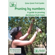 Pruning by numbers: A guide to pruning deciduous fruit trees