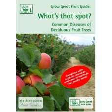 What's that spot? Common Diseases of Deciduous Fruit Trees